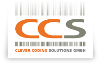 Clever Coding Solutions Footer Logo